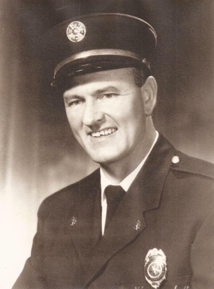 """Gilbert Paul """"Chief"""" Welch"""